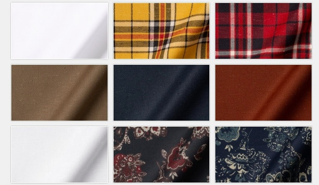 Proper Cloth Review: Pattern and Color Samples for Design a Shirt