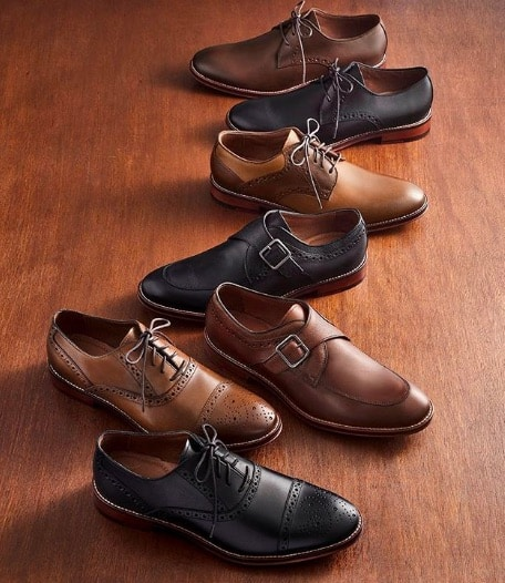 Johnston & Murphy Shoes Review 1