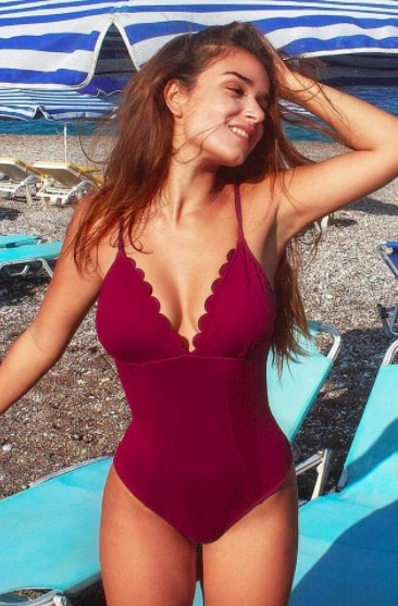 Cupshe Swimsuits Review 3