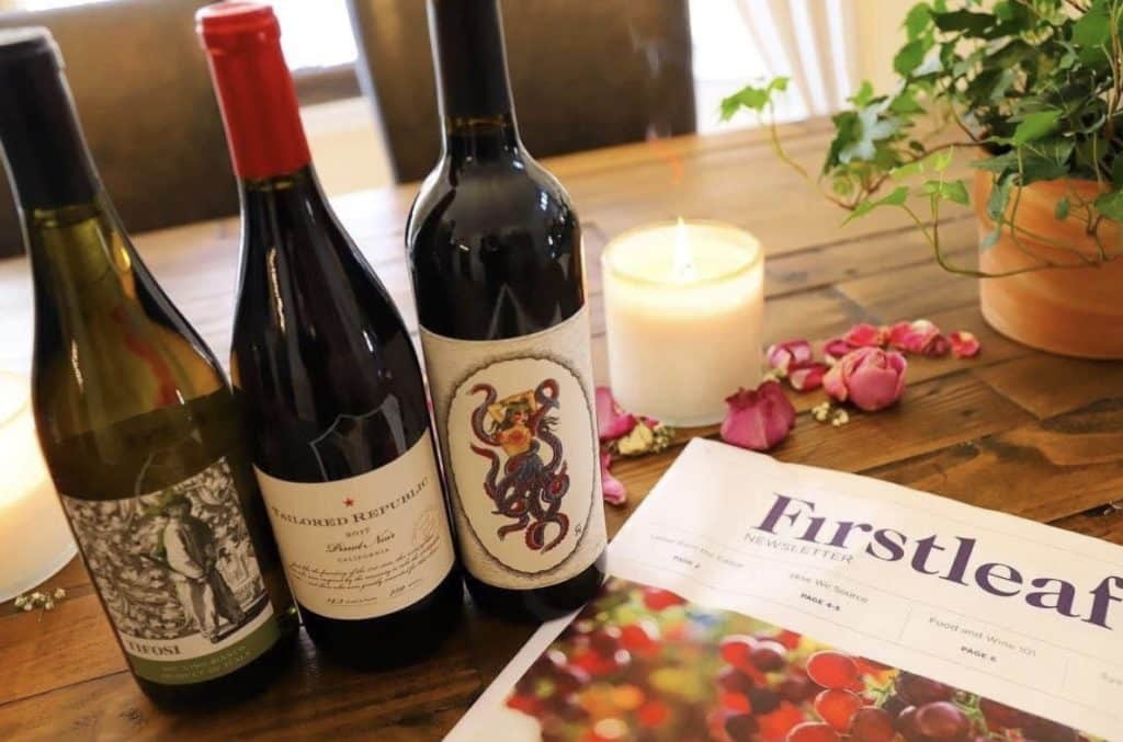 FirstLeaf Wine Club Review