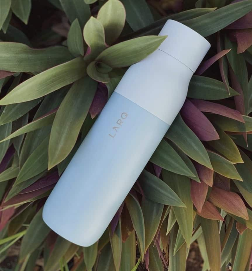 LARQ Water Bottle Review