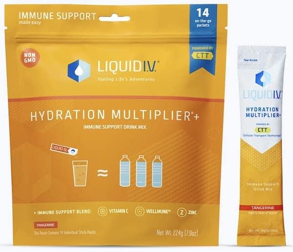 Liquid IV Drink Mix Review