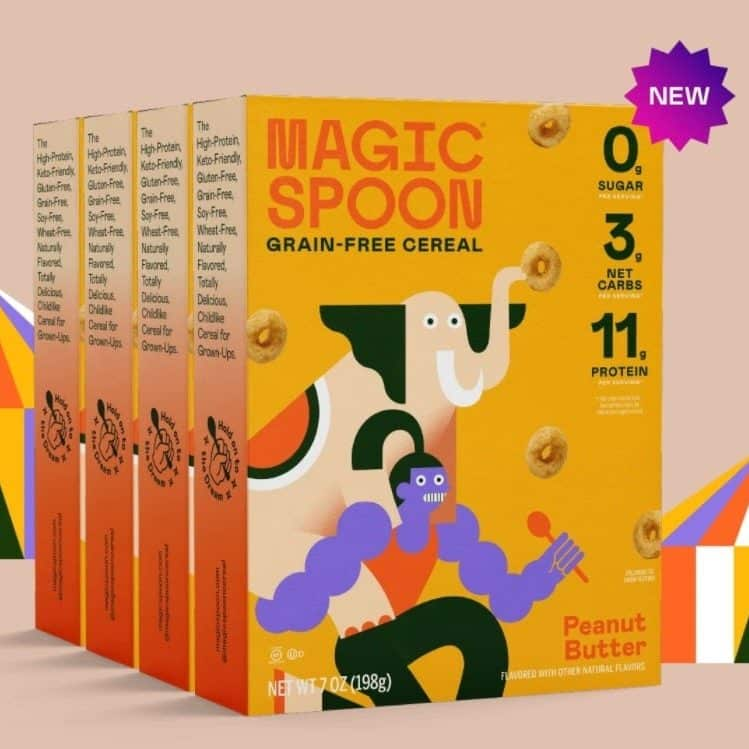 Magic Spoon Cereal Review