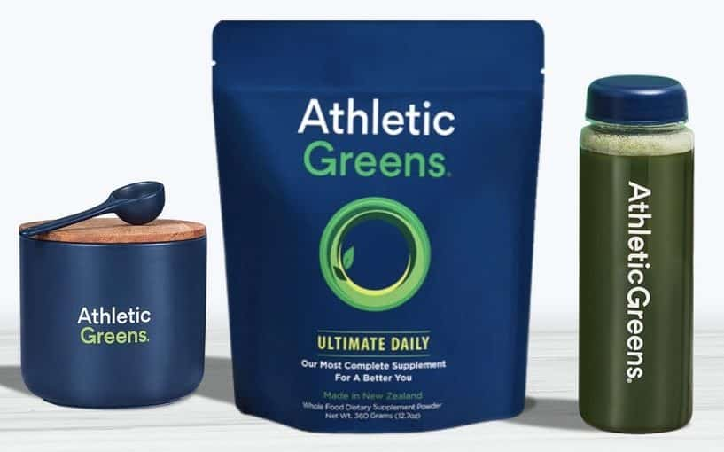 Athletic Greens Powder Review