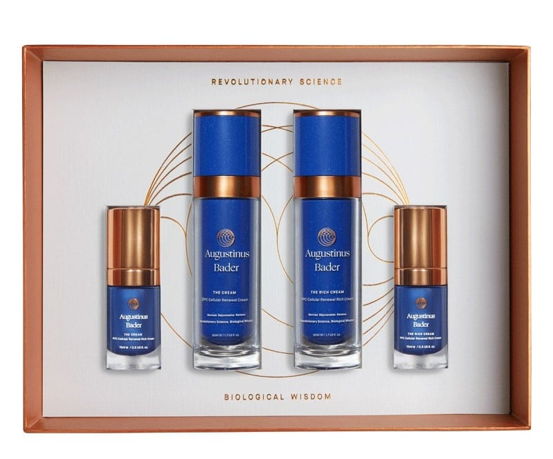 Augustinus Bader Cosmetics Review