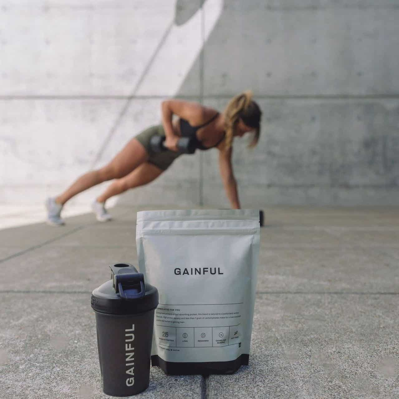 Gainful Protein Review