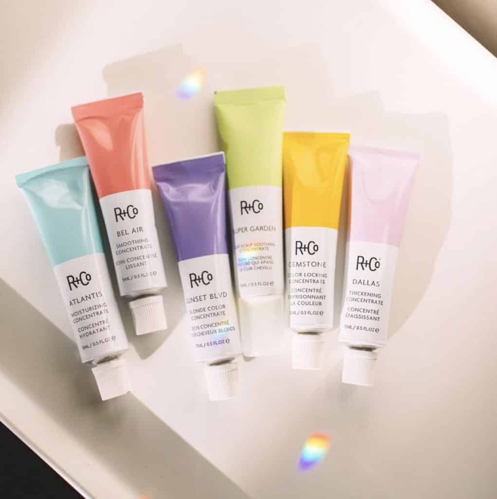 R+Co Hair Products Review