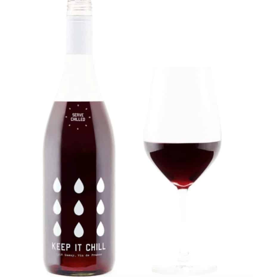 2019 Keep it Chill Chillable Red Review