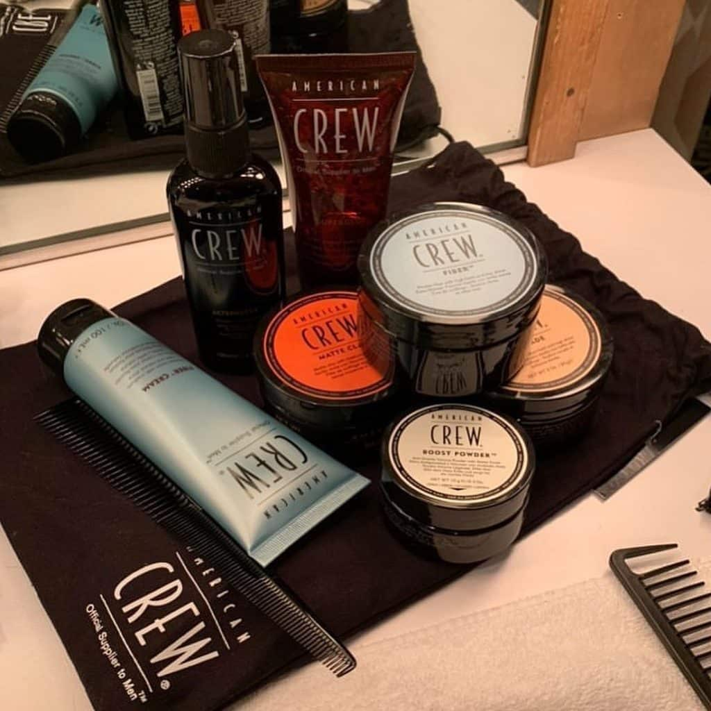 American Crew Hair Review