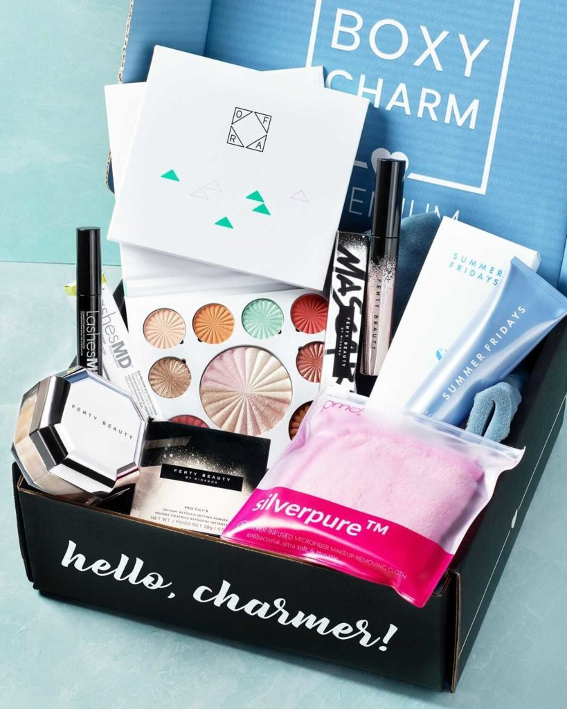 BoxyCharm Subscription Review