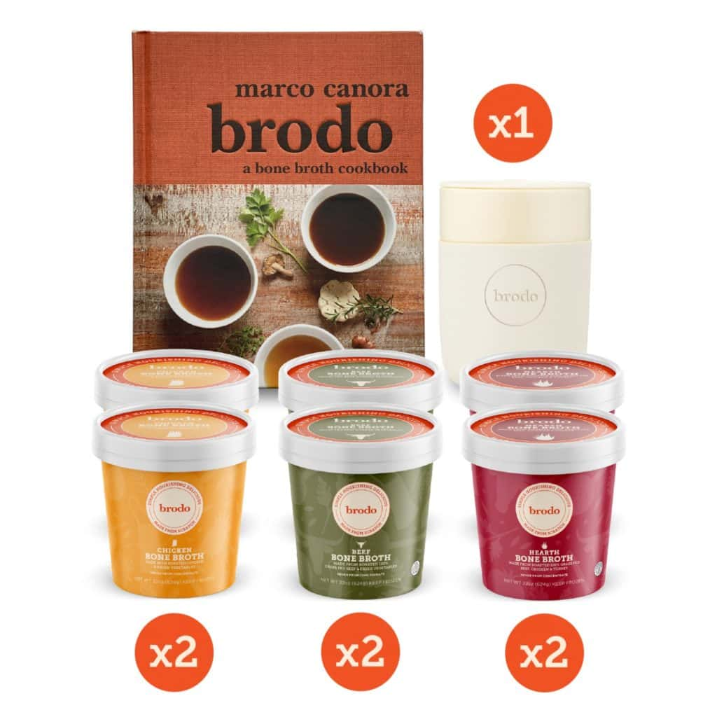 Brodo At Home Essentials Pack Bone Broth Review