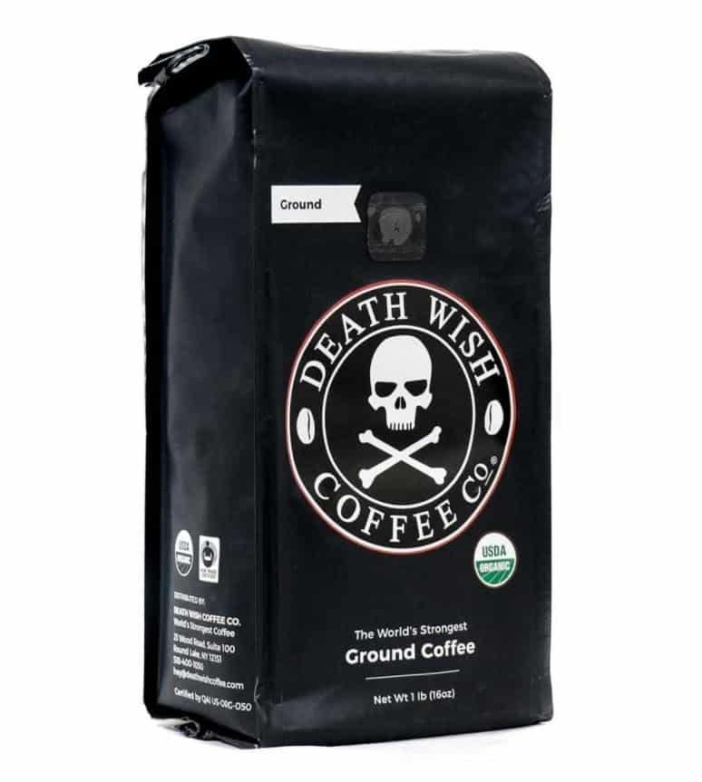 Death Wish Coffee, World's Strongest Coffee Review