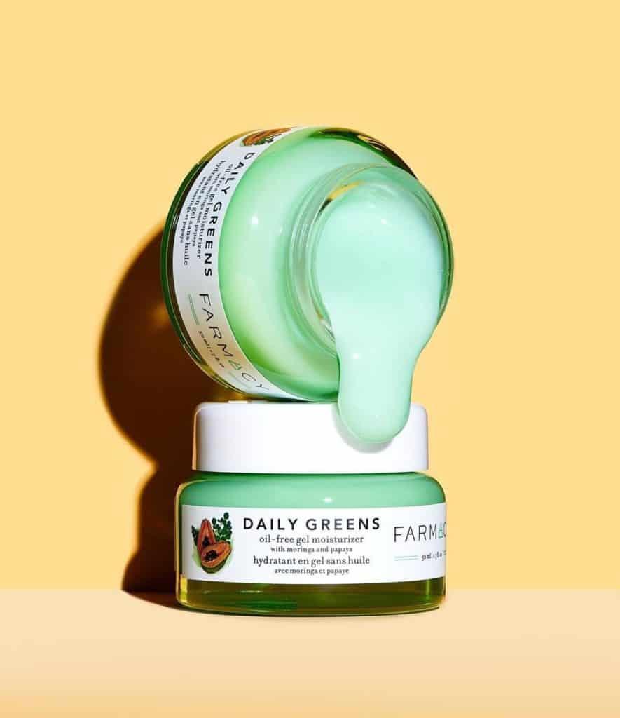 Farmacy Daily Greens Gel Moisturizer Review