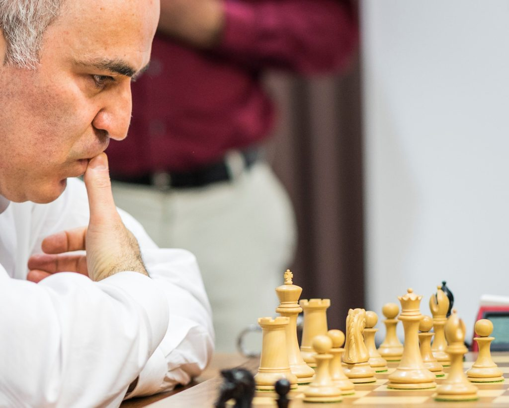 Garry Kasparov MasterClass Review