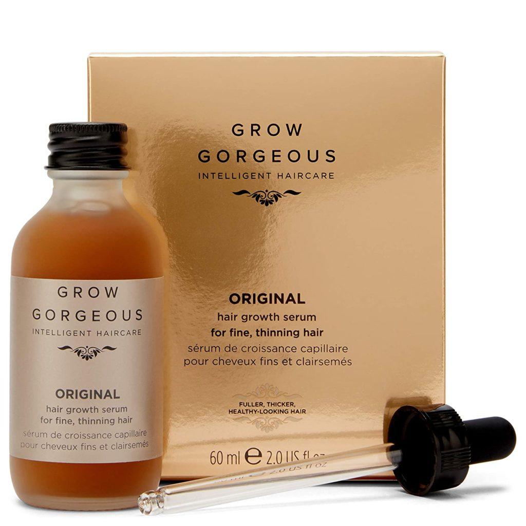 Grow Gorgeous Hair Density Serum Original Review