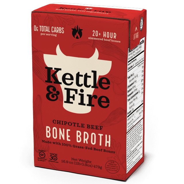 Kettle and Fire Bone Broth Review