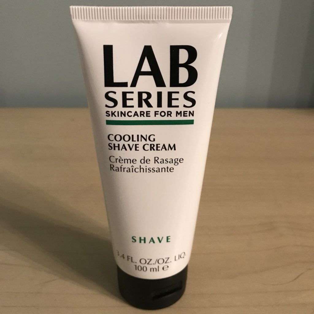 Lab Series Cooling Shave Cream Review