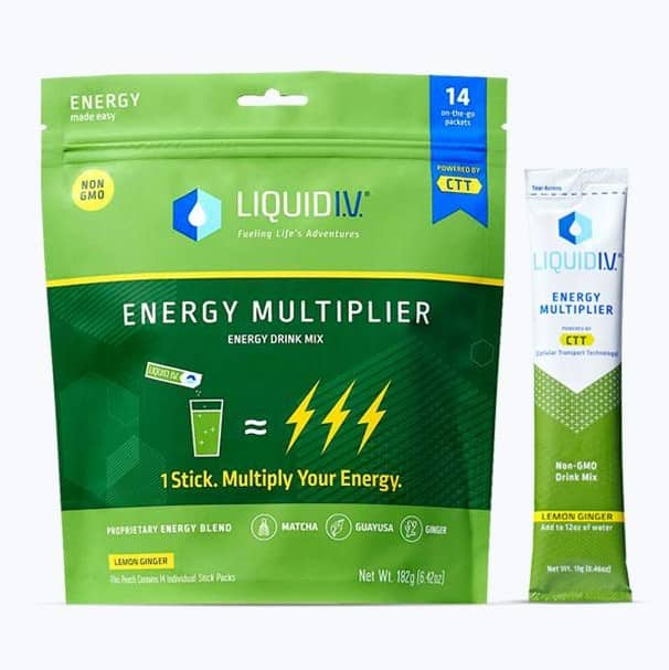 Liquid IV Energy Multiplier Review