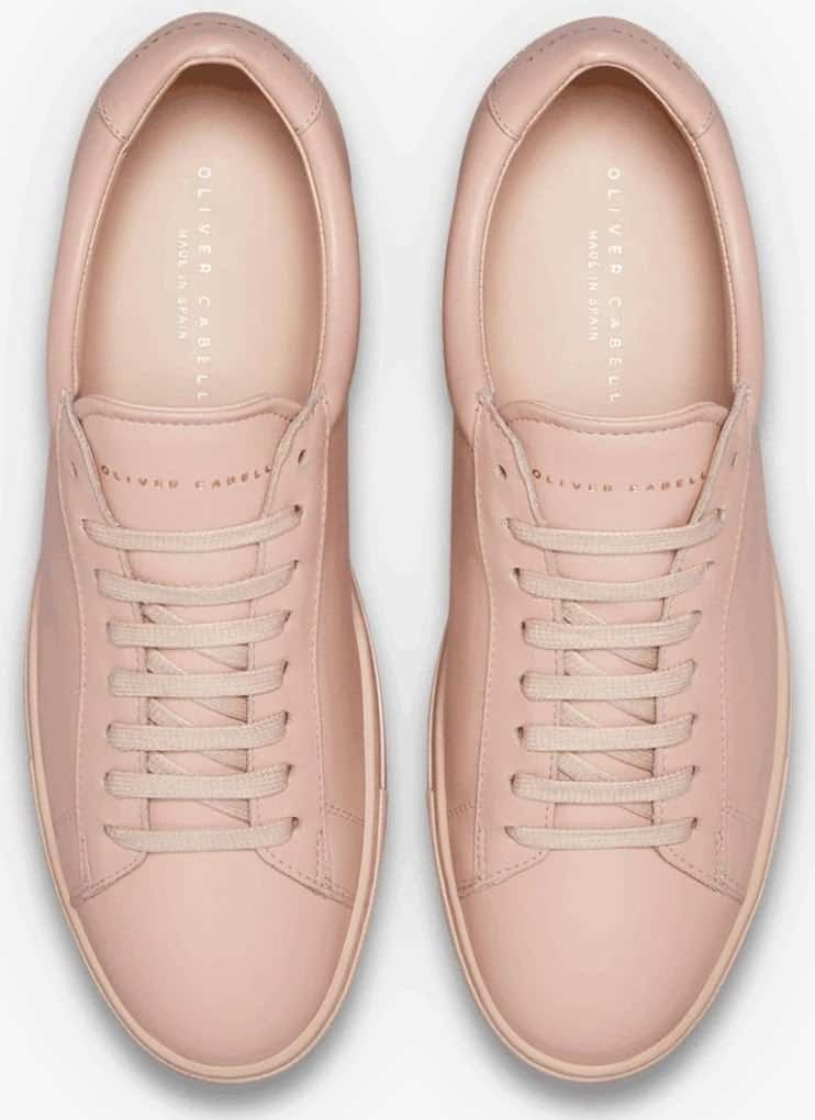 Low 1 Sneaker - Nude Review
