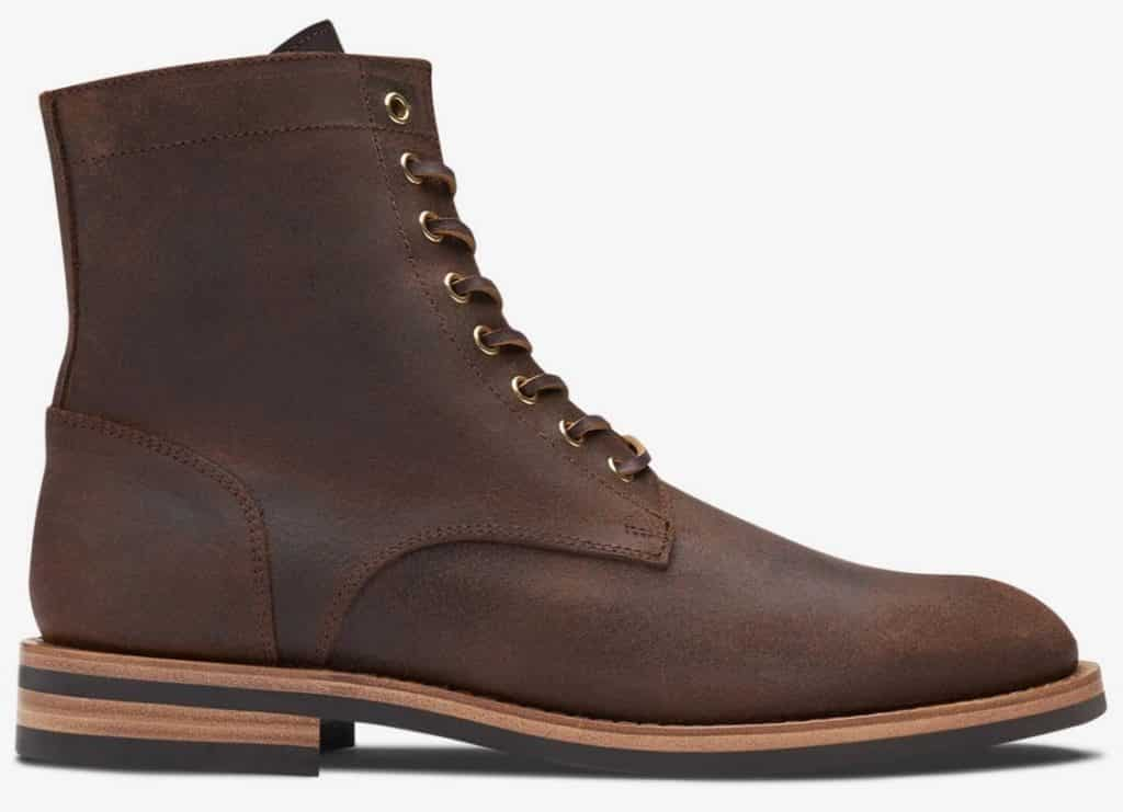 Wilson Boot - Waxed Rustic Review