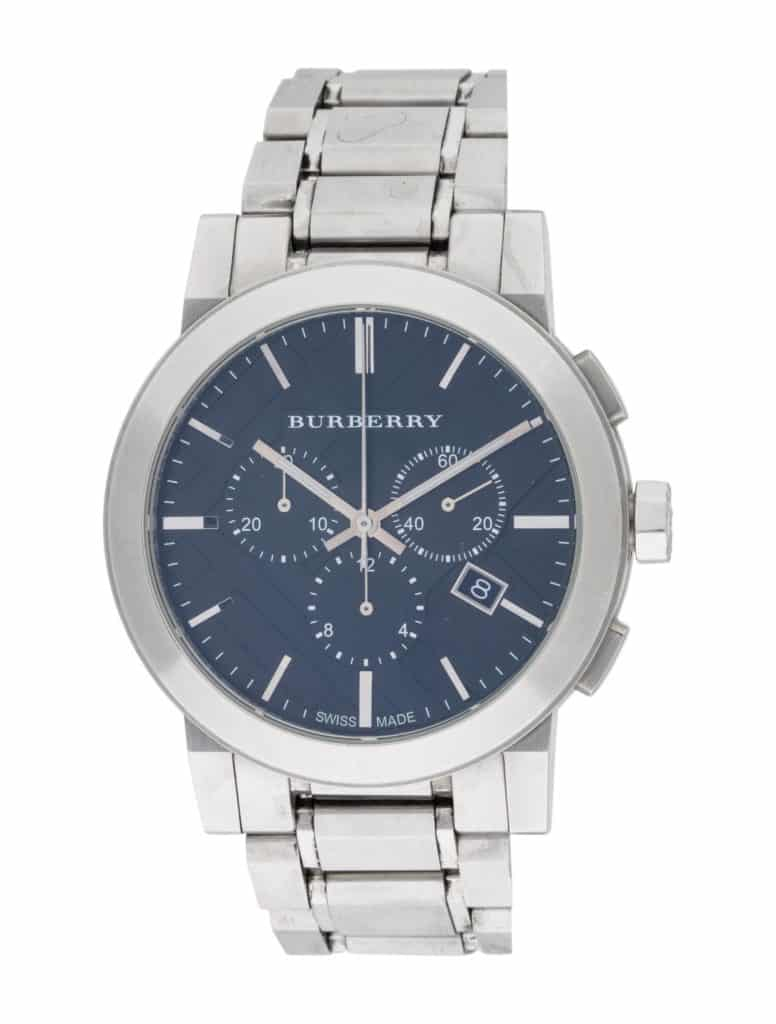 Burberry The City Watch Review