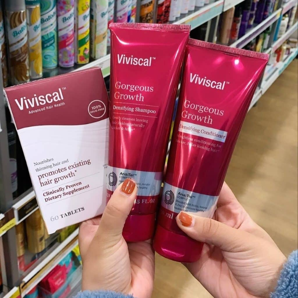 Viviscal Hair Growth Review