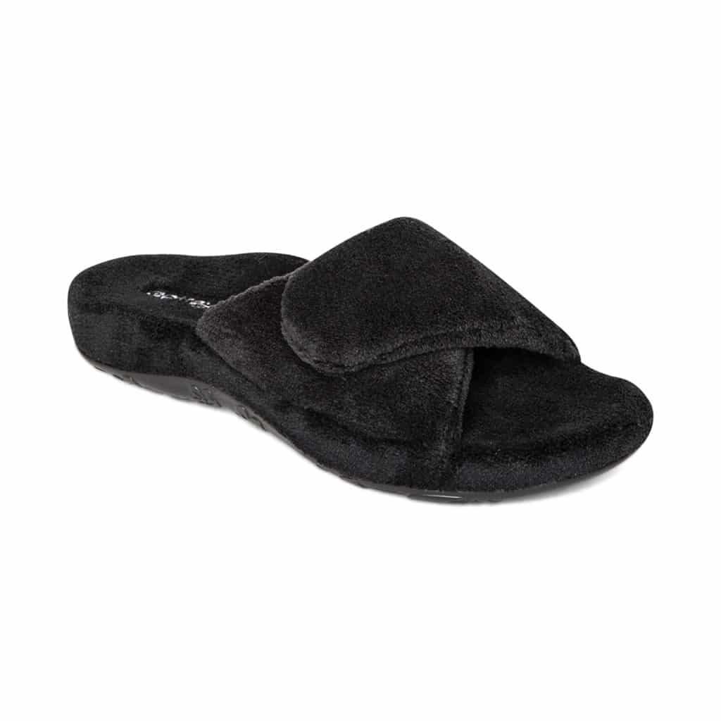 Aetrex Shelby Open Toed Slipper Review
