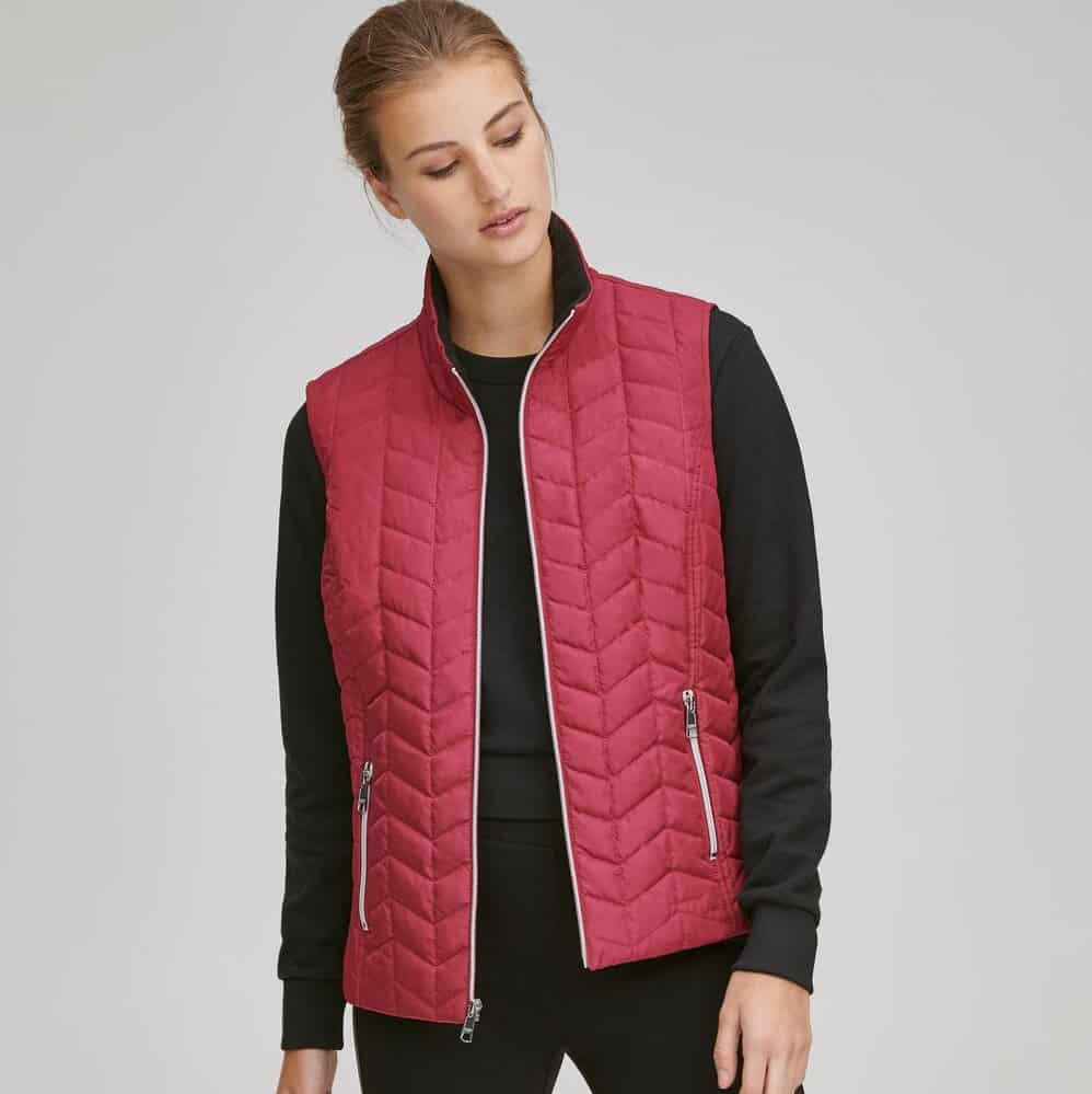 Andrew Marc Reese Quilted Synthetic Down Vest Review