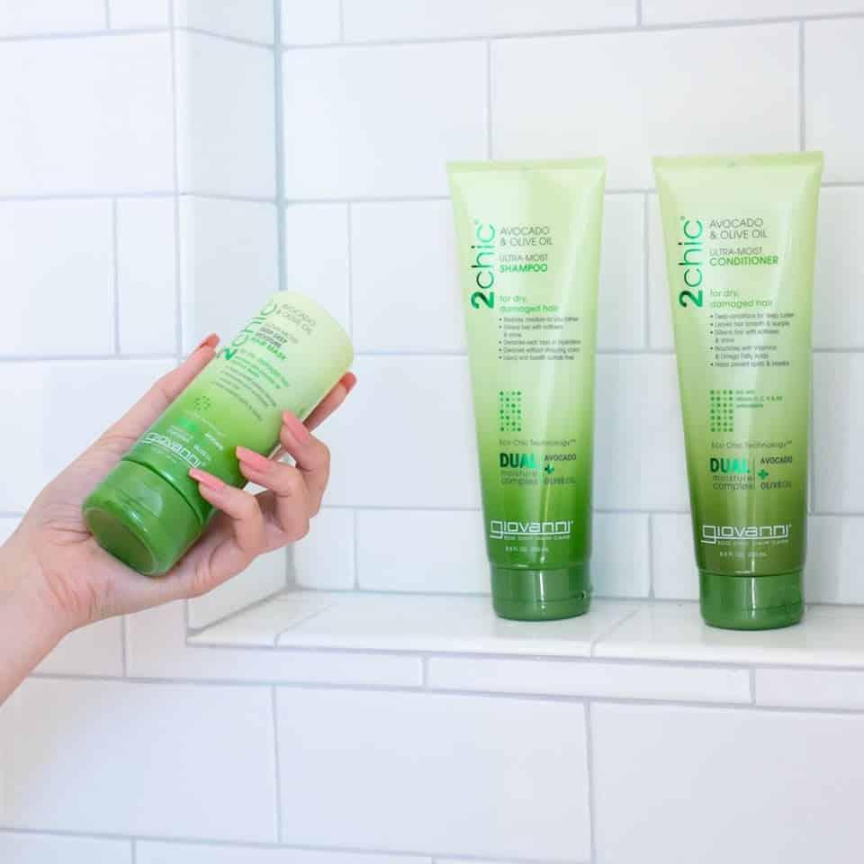 Giovanni Shampoo Review
