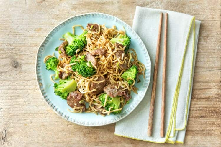 Rapid Stir-Fried Beef Review