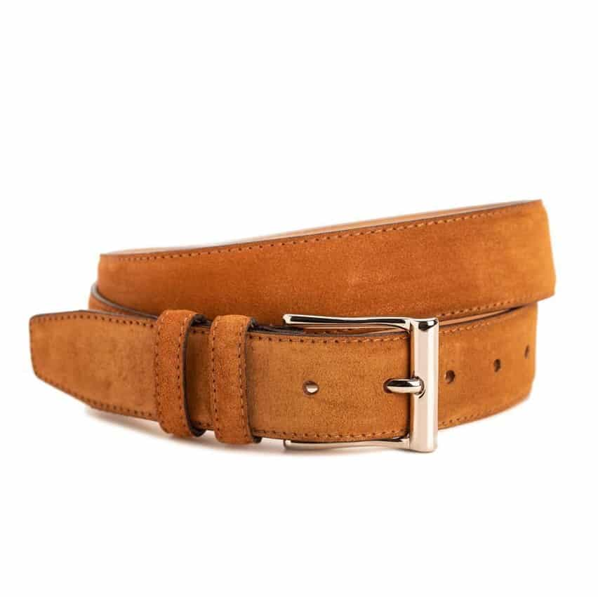 Meermin Polo Suede Belt Review