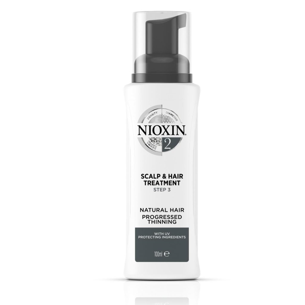 Nioxin Scalp & Hair Leave-In Treatment System 2 Review
