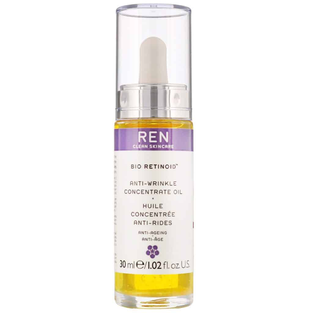 REN Bio Retinoid Anti-Wrinkle Concentrate Oil Review