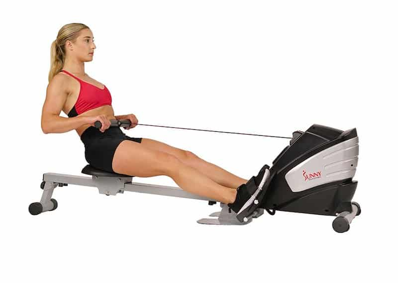 Sunny Health & Fitness Rowing Machines Review