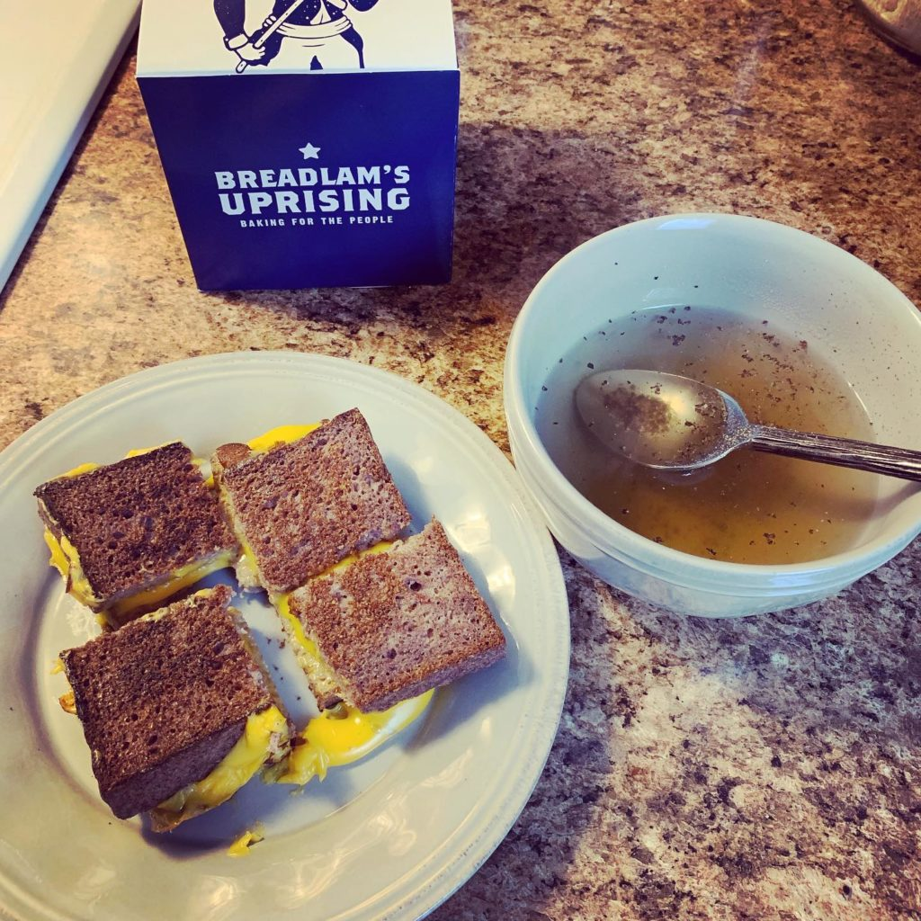 Uprising Food 4 Superfood Bread Cubes Review