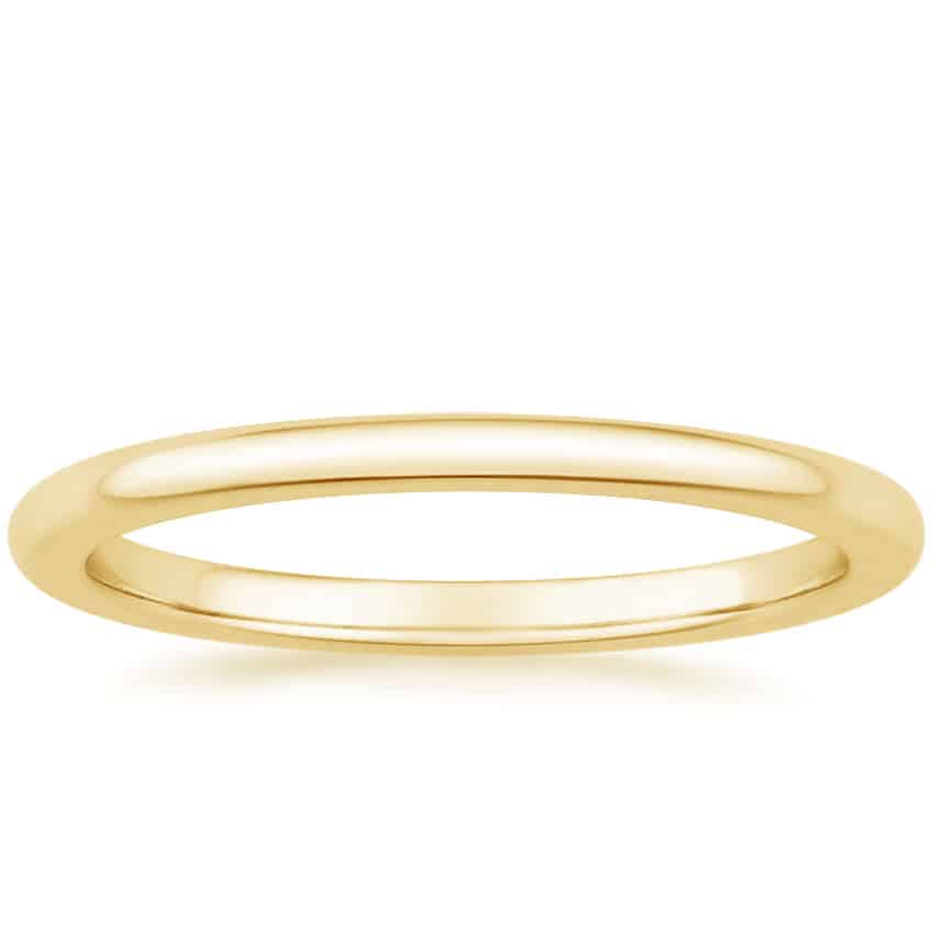 Brilliant Earth Petite Comfort Fit Wedding Ring Review