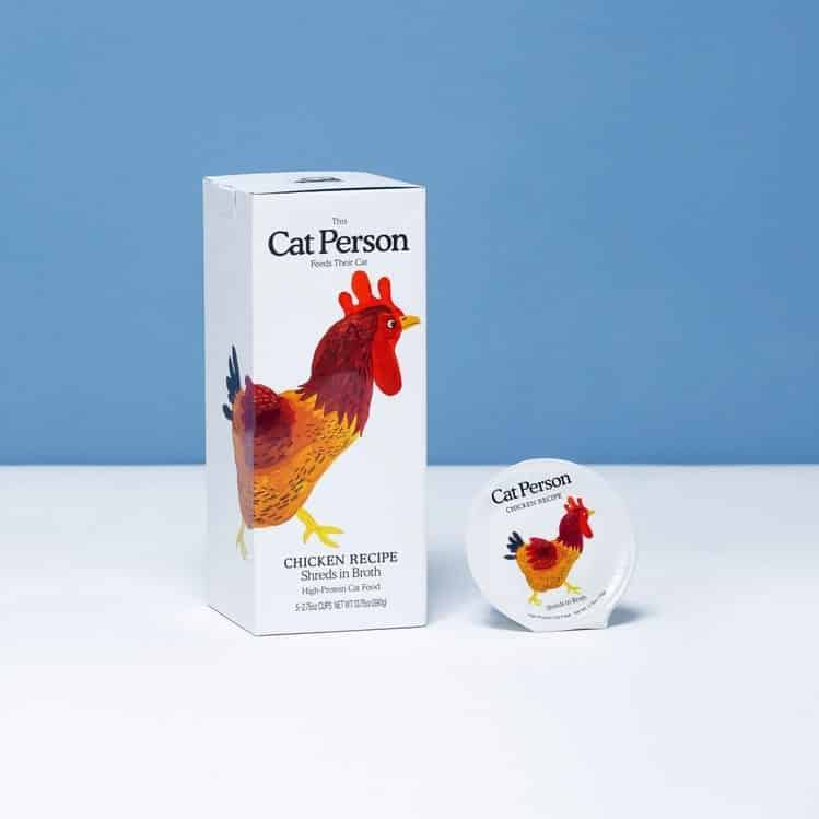 Cat Person Wet Food Review