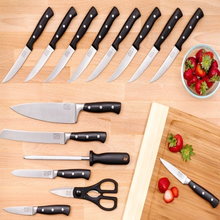 Chicago Cutlery Review