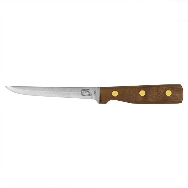"""Chicago Cutlery Walnut Tradition 5"""" Boning Knife Review"""