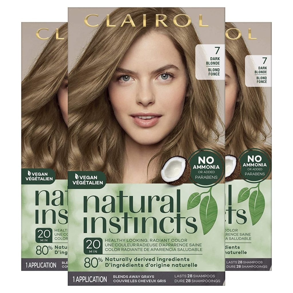 Clairol Natural Instincts Review