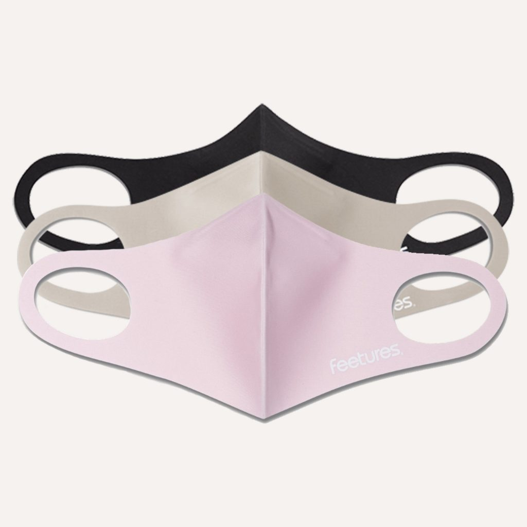 Feetures 3 Pack Mask Review