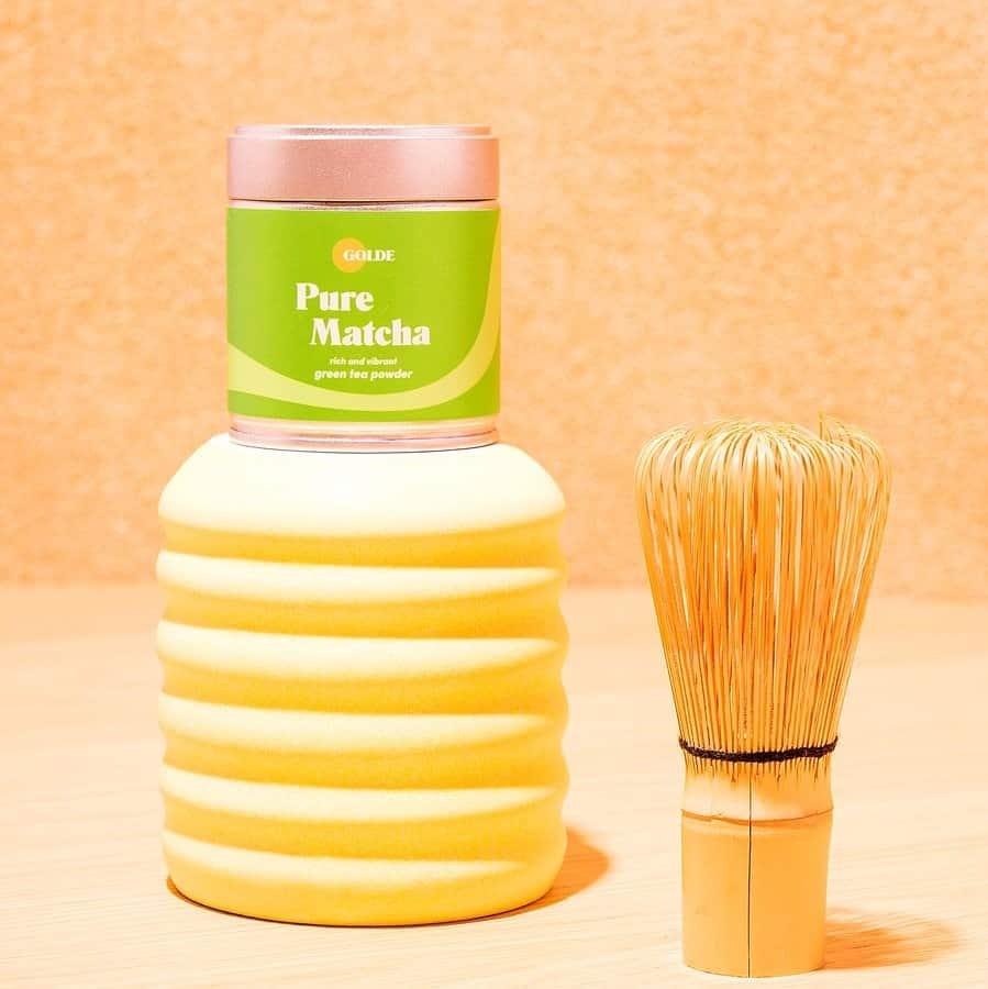 Golde Make Your Matcha Kit Review