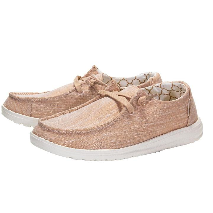 Hey Dude Shoes Wendy Canvas Sparkling Review