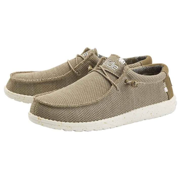 Hey Dude Shoes Wally Sox Classic Review