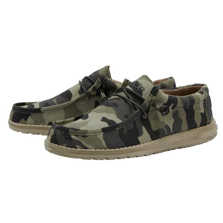 Hey Dude Shoes Wally Canvas Review