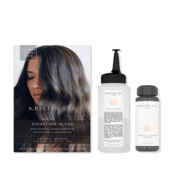 Kristin Ess Signature Hair Gloss - Crystal Quartz Review