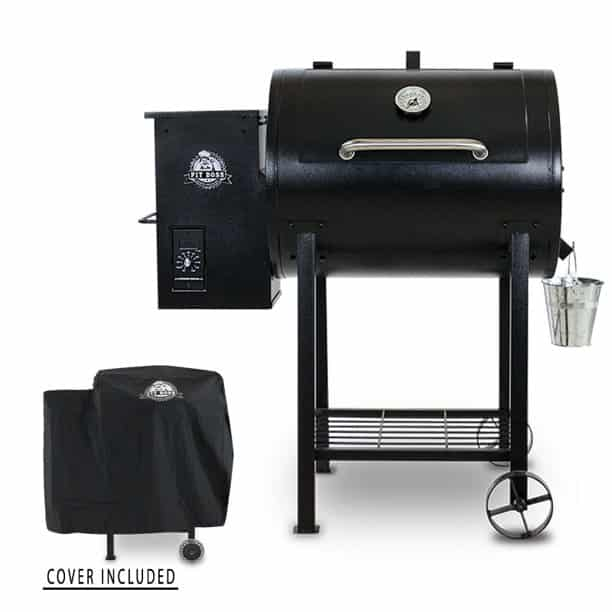 Pit Boss 700FB Pellet Grill Bundle with Cover Review