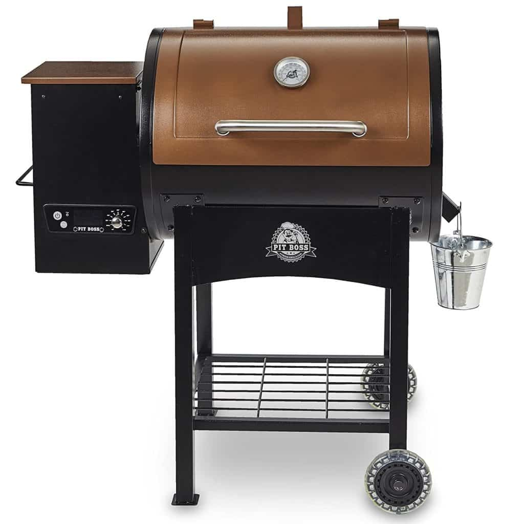 Pit Boss Classic Wood Pellet Grill Review