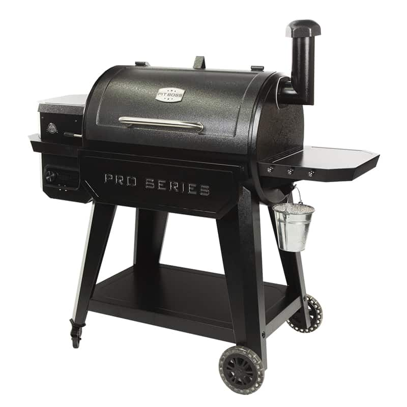 Pit Boss Pro Series II 850 Wood Pellet Grill Review