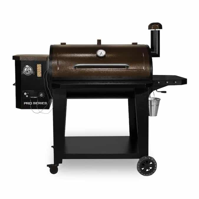 Pit Boss Pro Series I 1100 Wood Pellet Grill Review